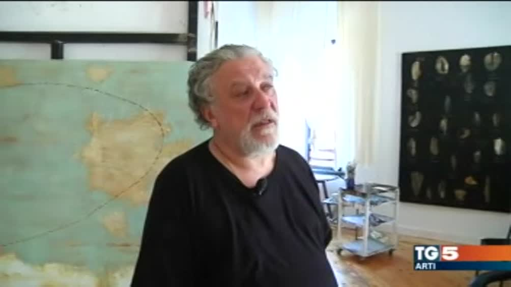 Il pittore Piero Pizzi Cannella e la sua arte