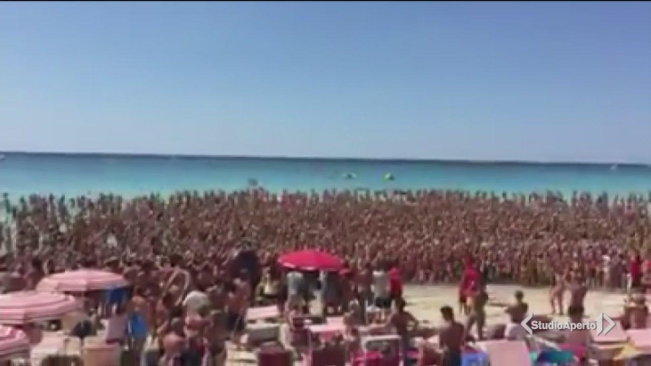 La festa più calda dell'estate