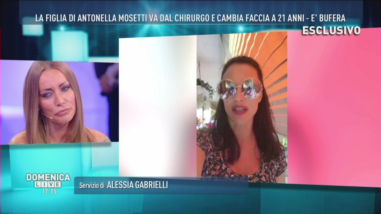 Antonella Mosetti vs Karina Cascella