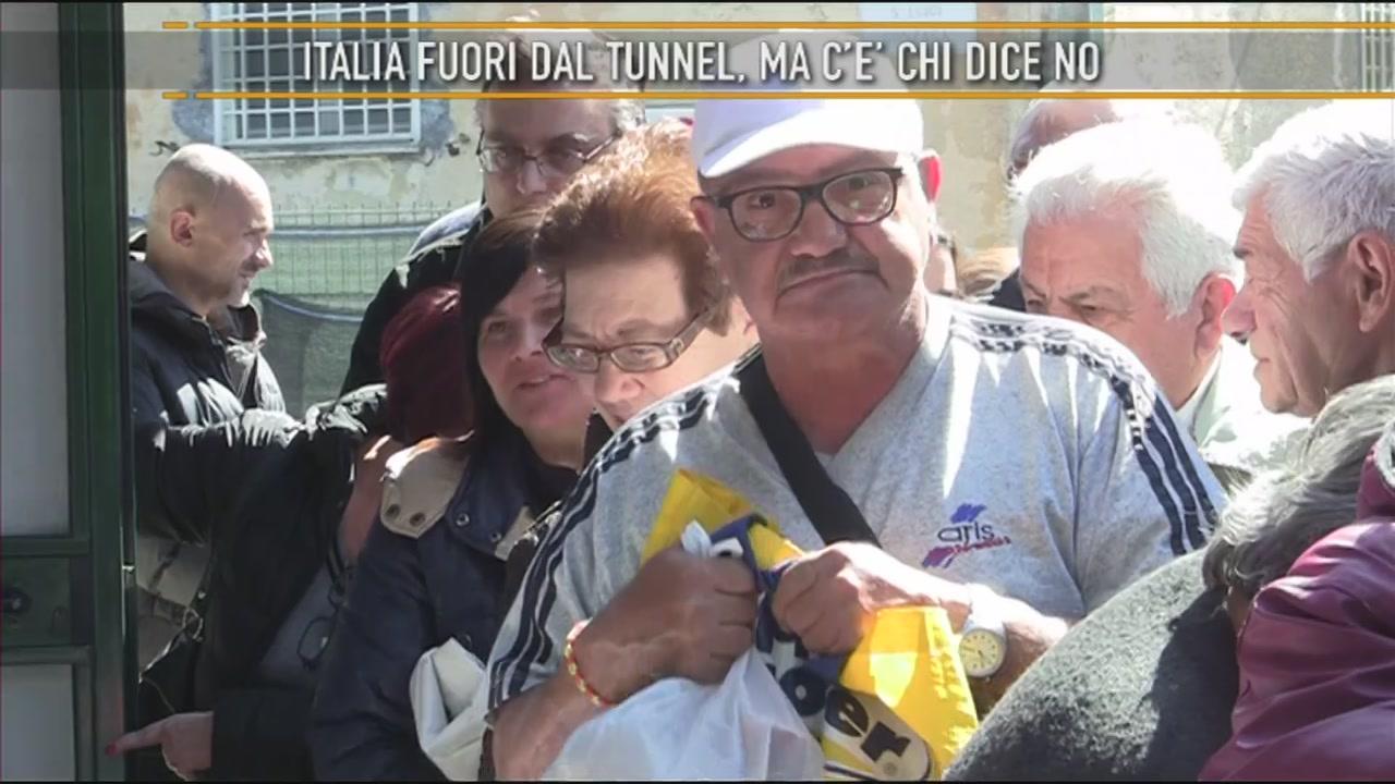 L'Italia e la crisi economica
