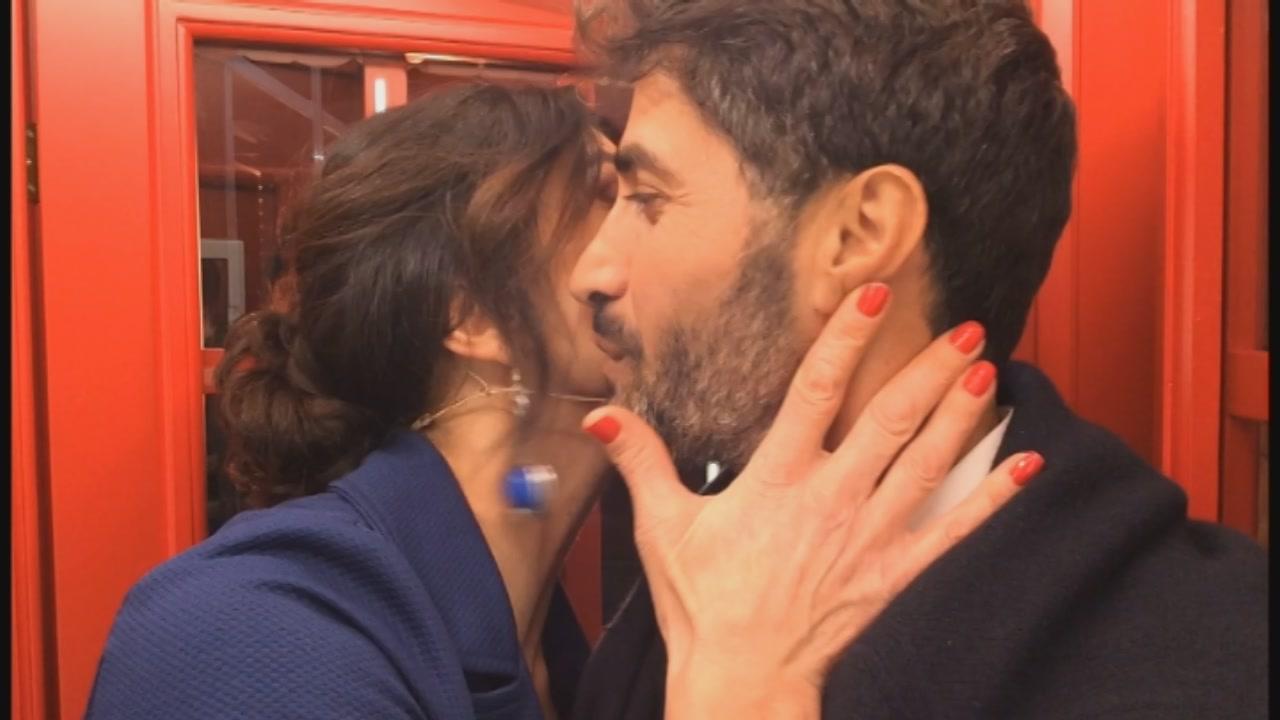 La #cabinarossa di… Carmen Di Pietro e Angelo Costabile