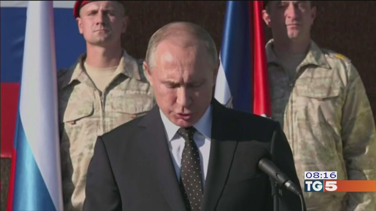 Asse anti-Trump tra Siria e Putin