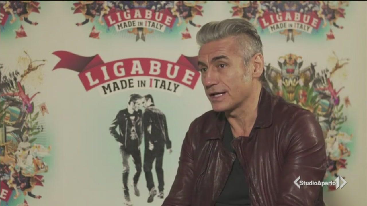 Luciano Ligabue e il cinema