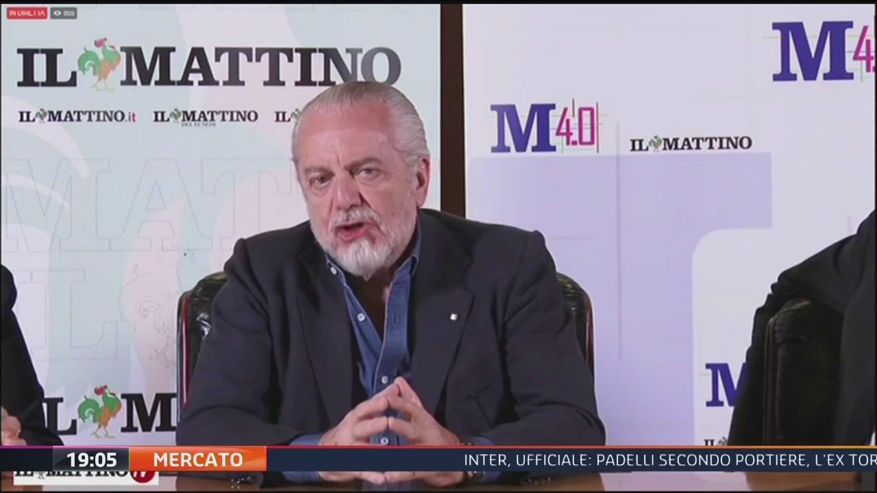 """""""Il Napoli è già forte"""""""