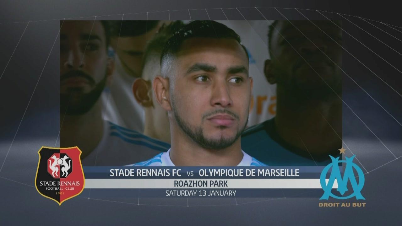 Stade Rennais FC-Olympique De Marseille 0-3