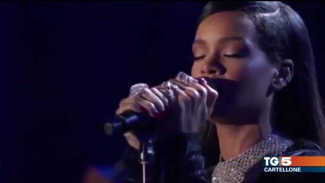 Gli attesi live di Rihanna e Lionel Ritchie,il ritorno delle Tartarughe Ninja ed Eleonora Abbagnato nella Carmen