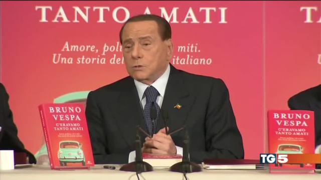 Berlusconi apre alla grande coalizione