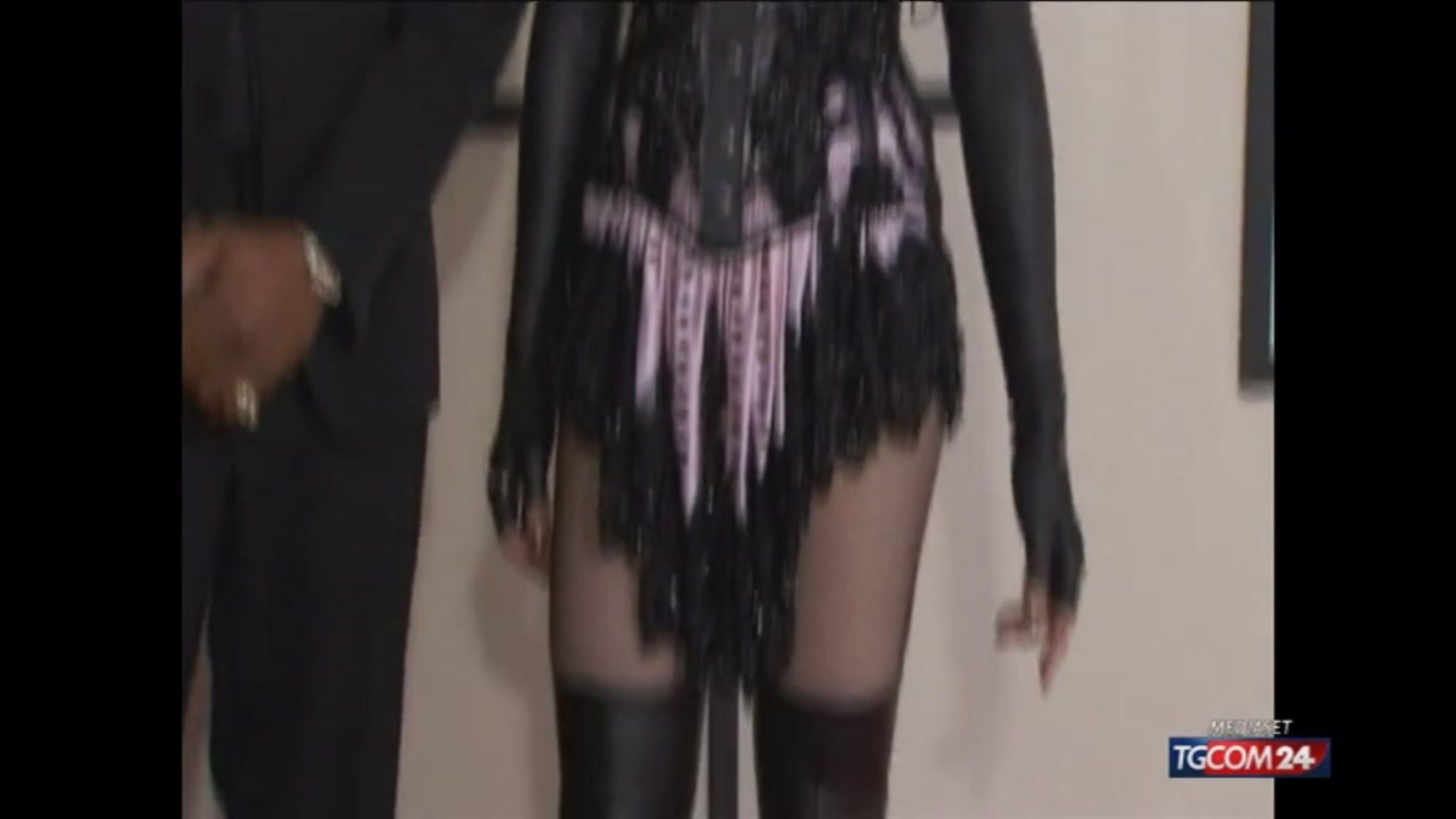 Grammy, il look stravagante di Madonna