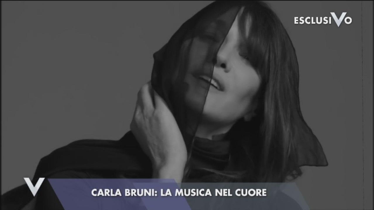 Il sound di Carla Bruni