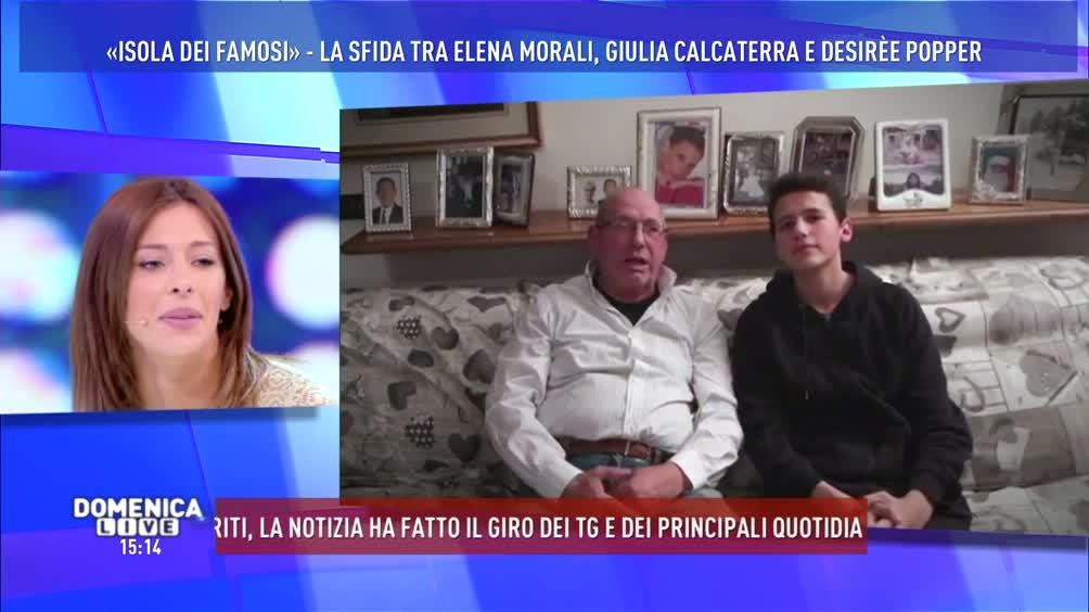 Giulia Calcaterra, la sorpresa