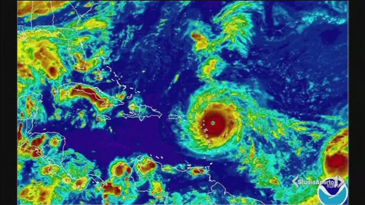 """Irma, """"Potenzialmente catastrofico"""""""