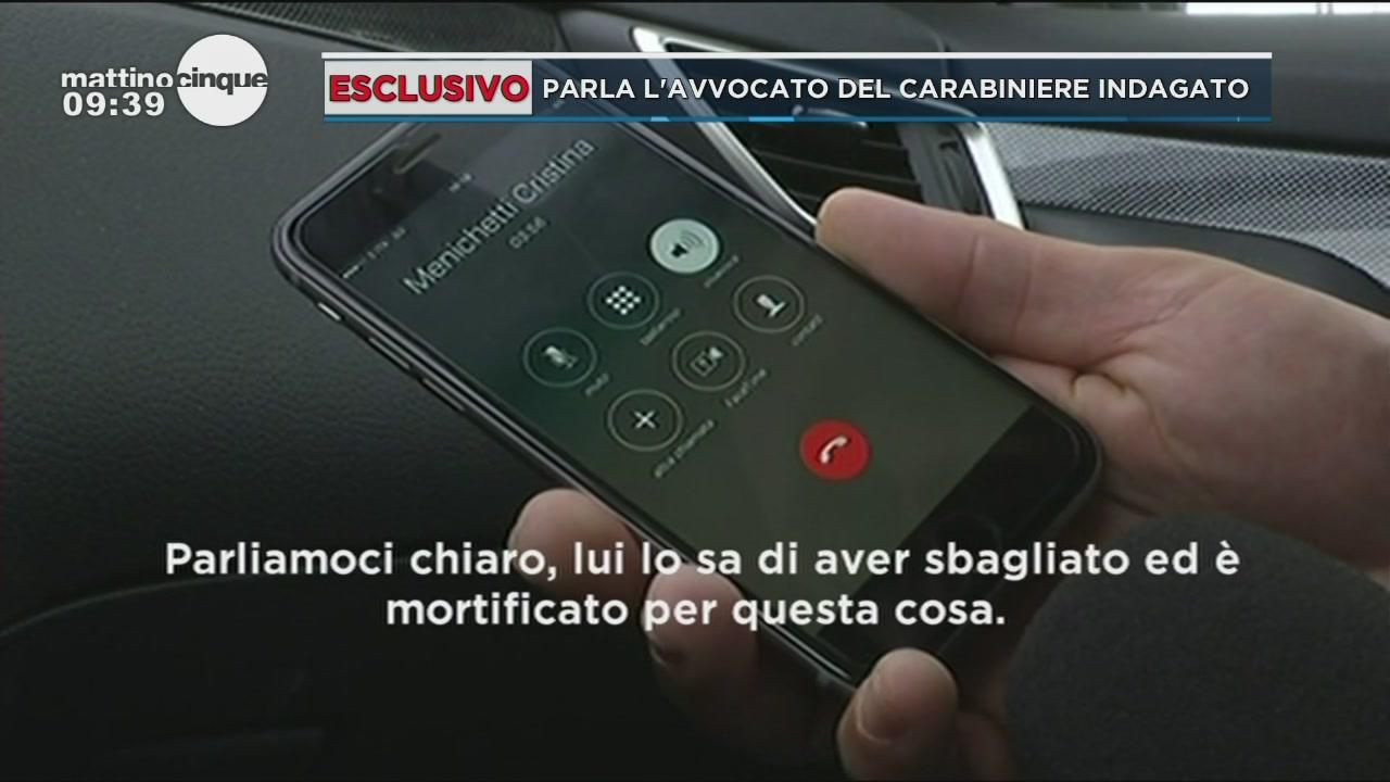 Parla l'avvocato di uno dei carabinieri