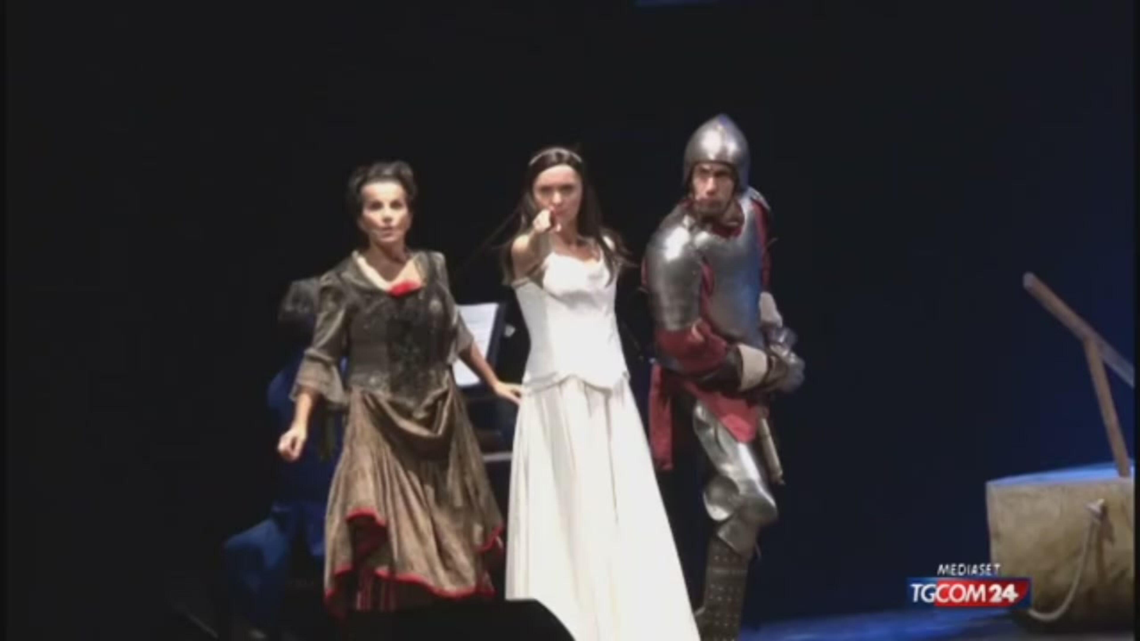 Gli Oblivion si divertono con Verdi e Shakespeare