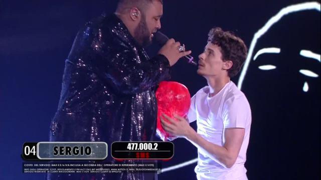 """""""Big Boy"""" – Sergio – La Finale"""