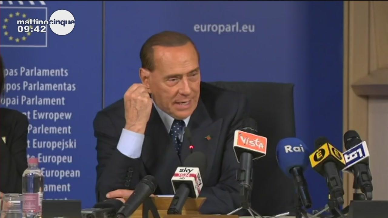 Immigrazione: parla Silvio Berlusconi