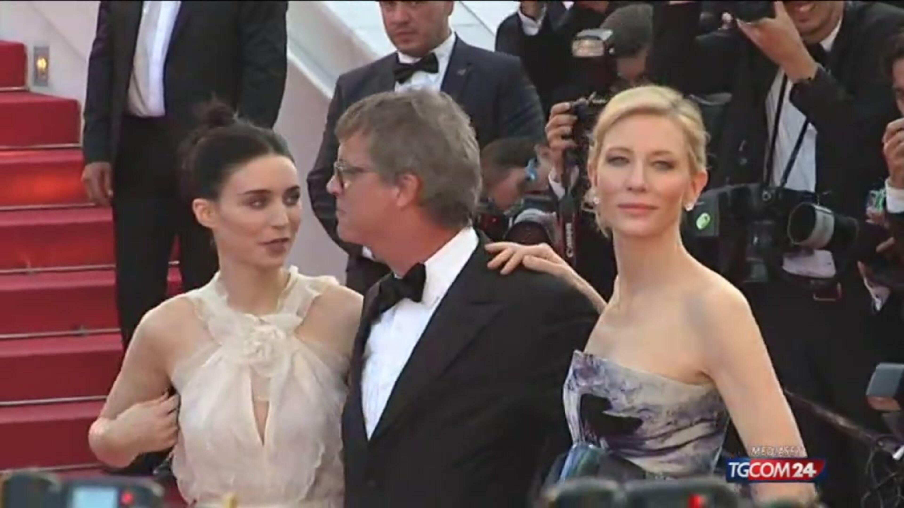 Cate Blanchett regina di Cannes