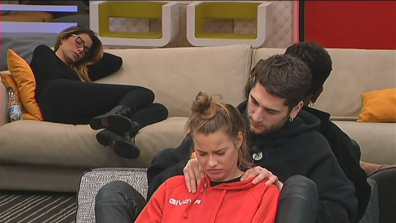 Un massaggio per Ivana