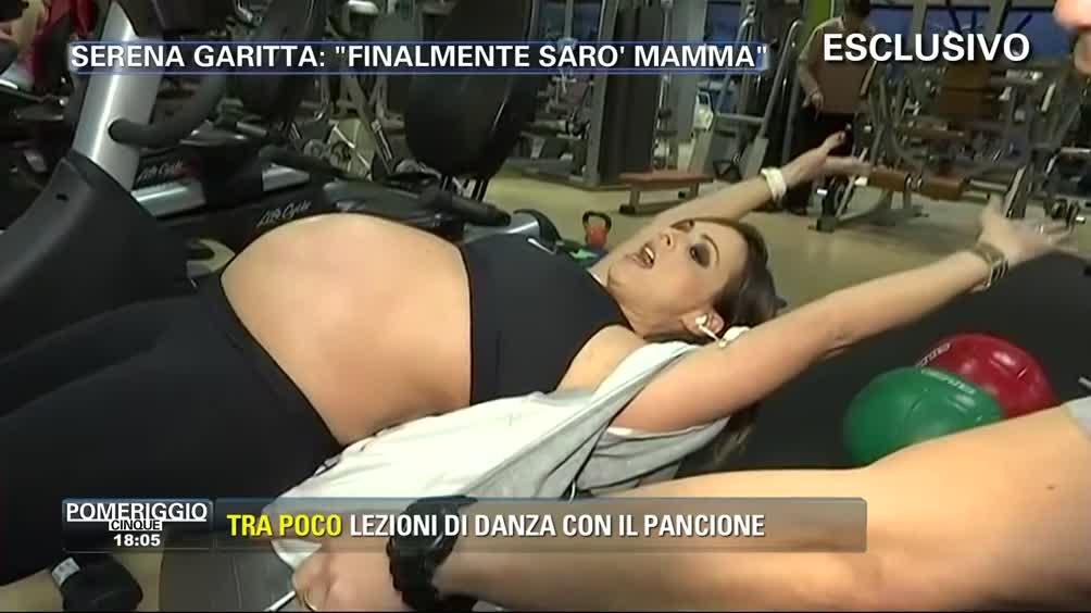 """Serena Garitta: """"finalmente sarò mamma"""""""