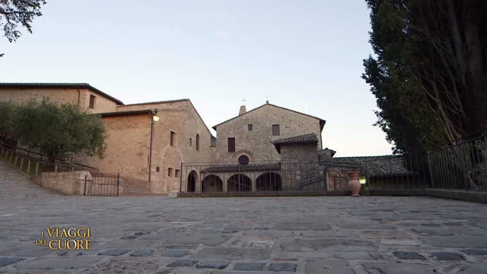 La chiesa di San Damiano
