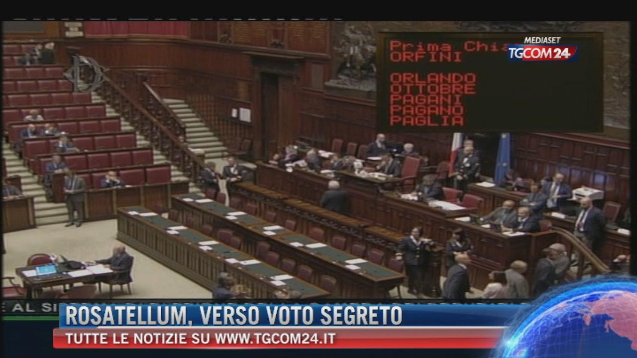 Legge elettorale, la Camera approva la terza fiducia con 309 sì