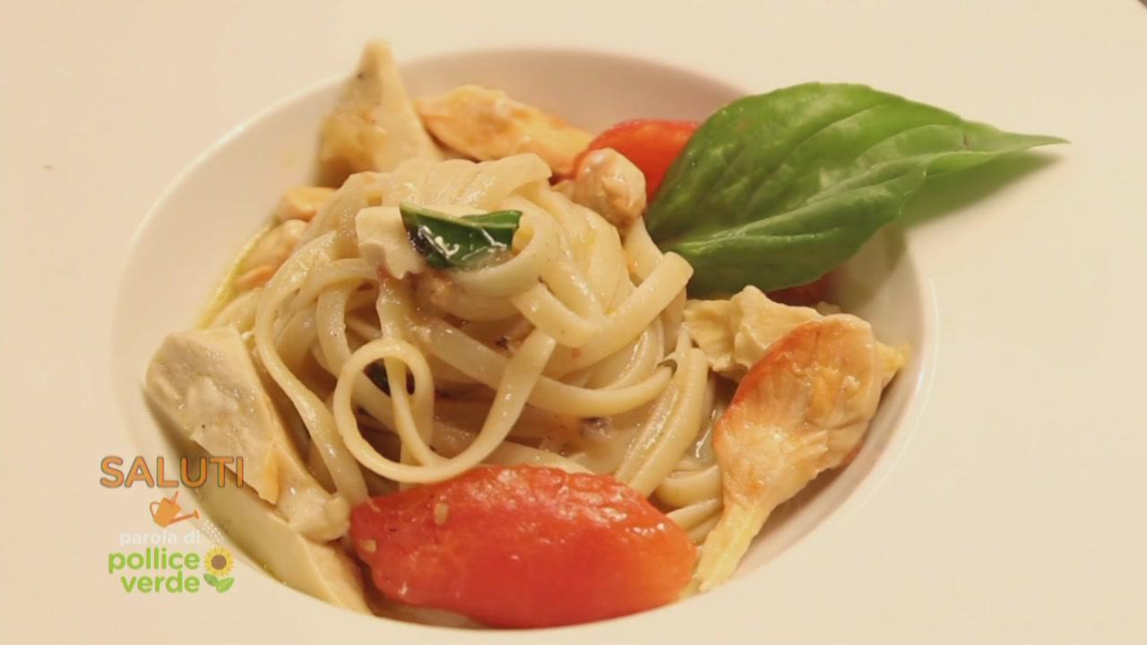 La ricetta dello chef: funghi di carrubo