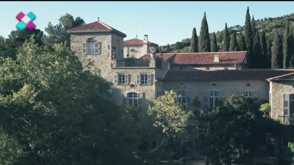 Il castello di Christian Dior...
