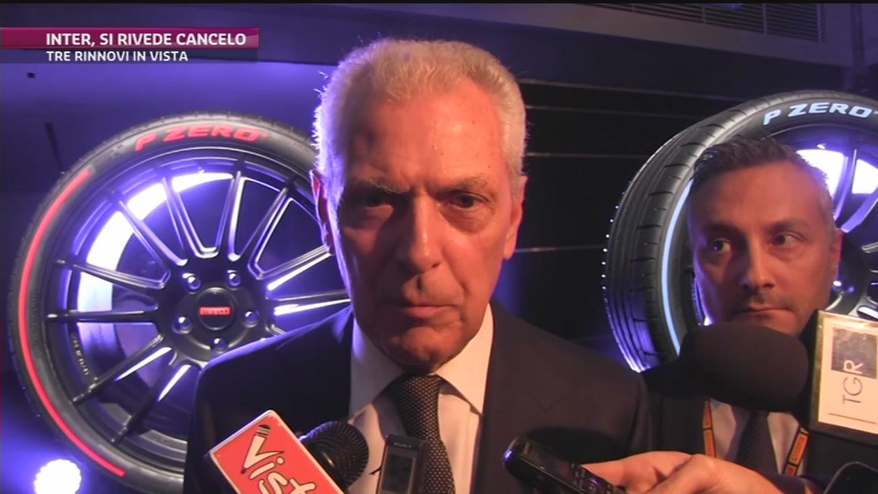 Tronchetti promuove l'Inter