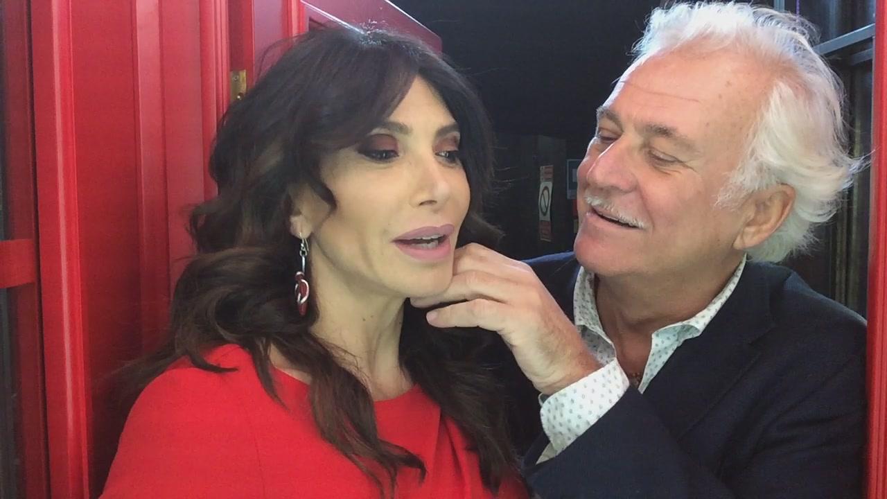 La #cabinarossa di... Carmen Di Pietro e Marco Predolin