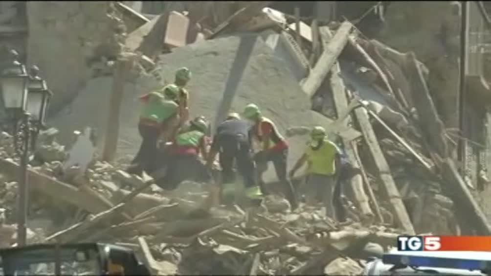 Terremoti, i fondi già ci sono