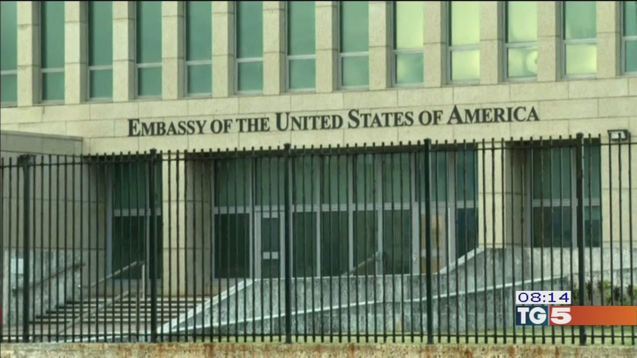 Misterioso incidente a Cuba