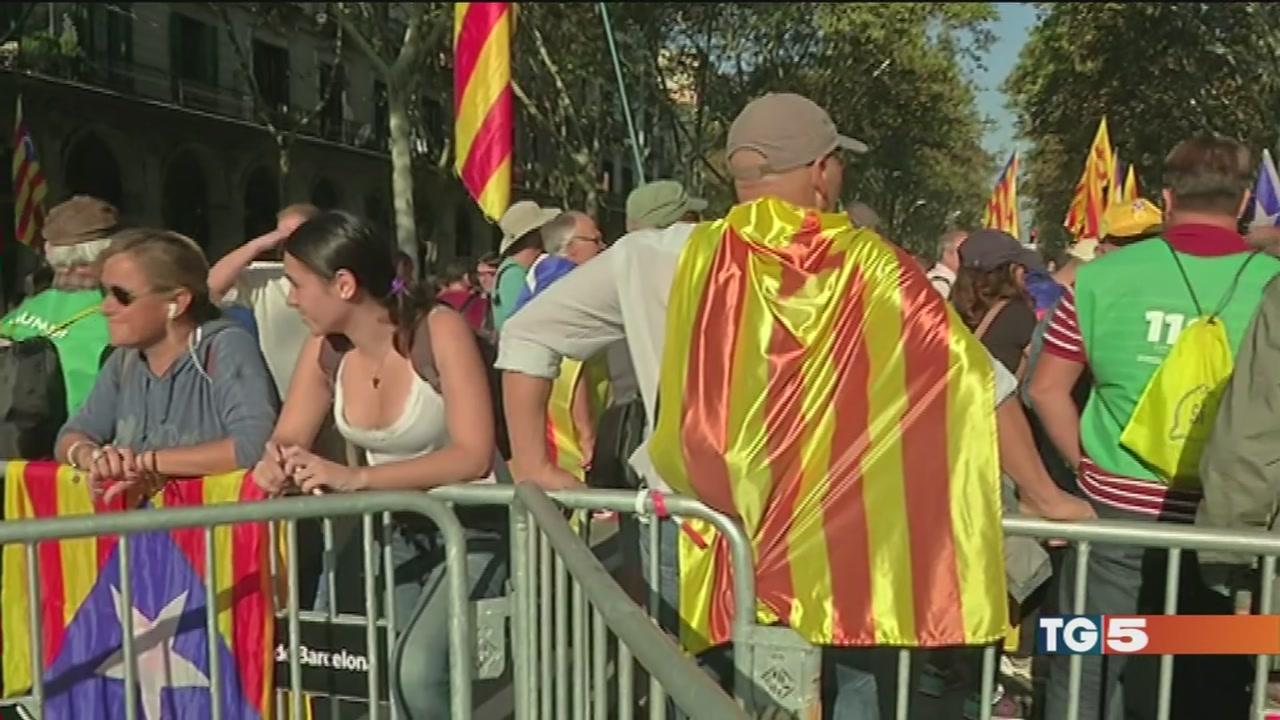 Madrid: per la Catalogna indipendenza in sospeso
