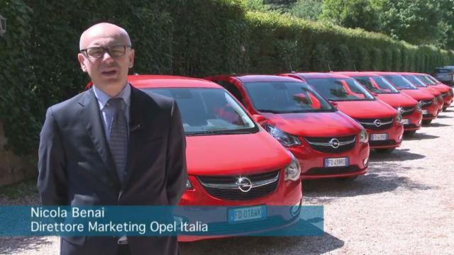 I segreti del Gpl su Opel Karl