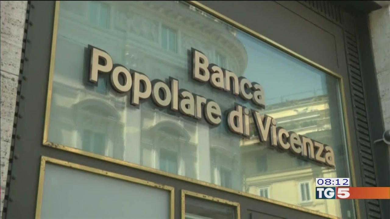 Banche venete varato il salvataggio