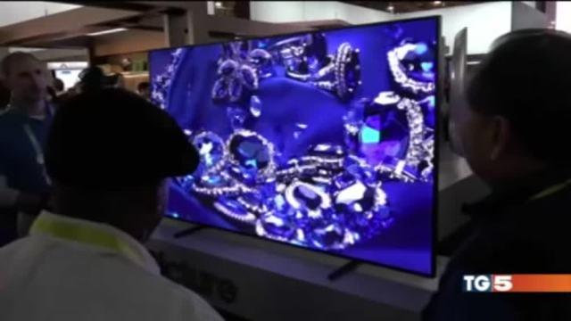 Tv sottile e di arredo: il futuro è a Las Vegas