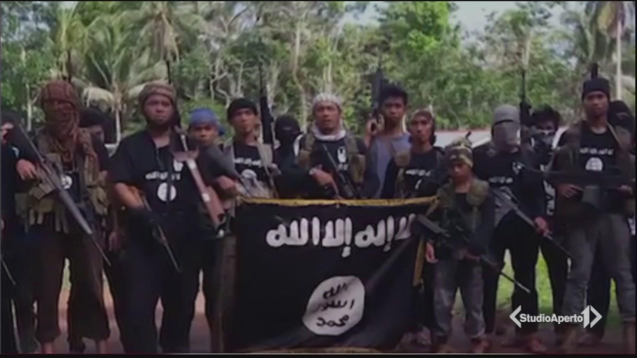 """L'Isis minaccia: """"Colpiremo Roma"""""""