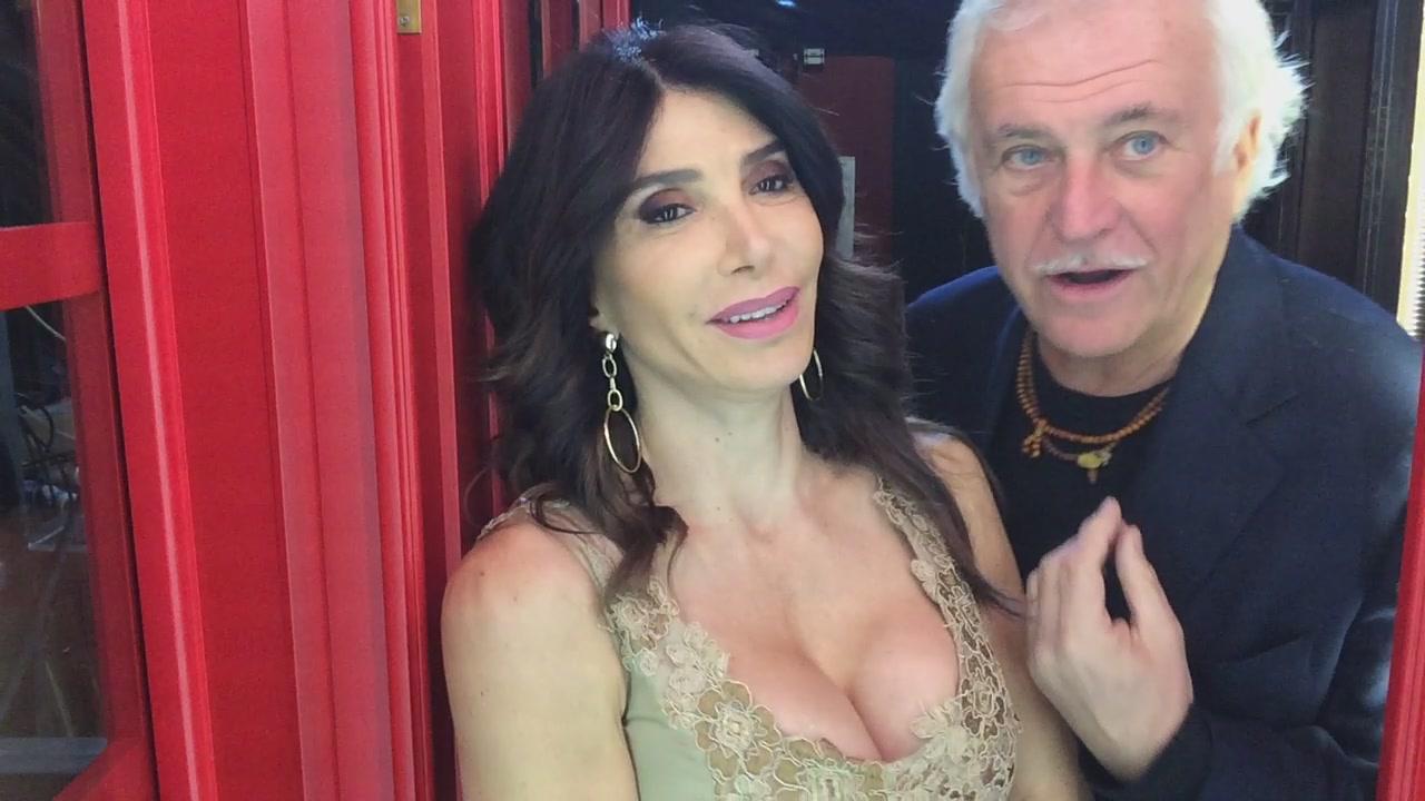 La #cabinarossa di... Marco Predolin e Carmen Di Pietro