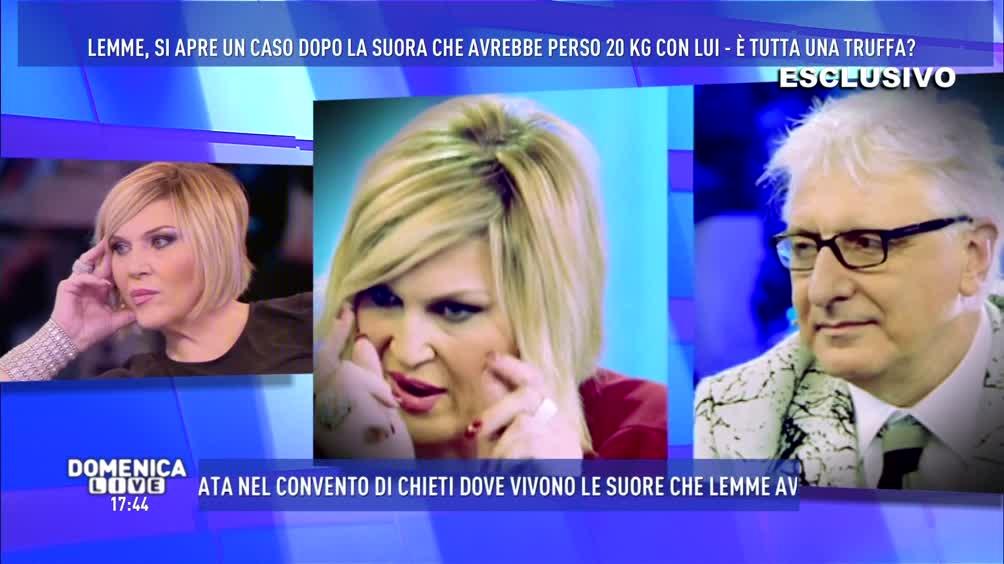 Nadia Rinaldi contro Lemme