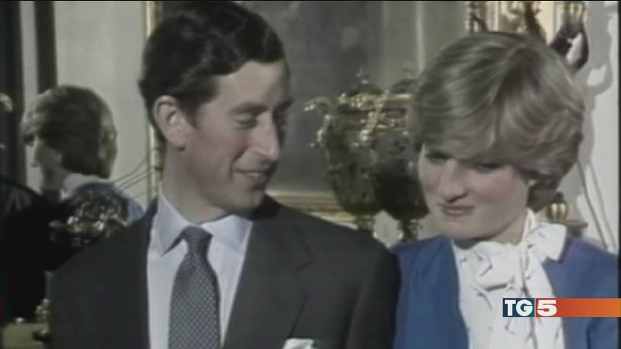 La Diana privata che non piaceva ai reali