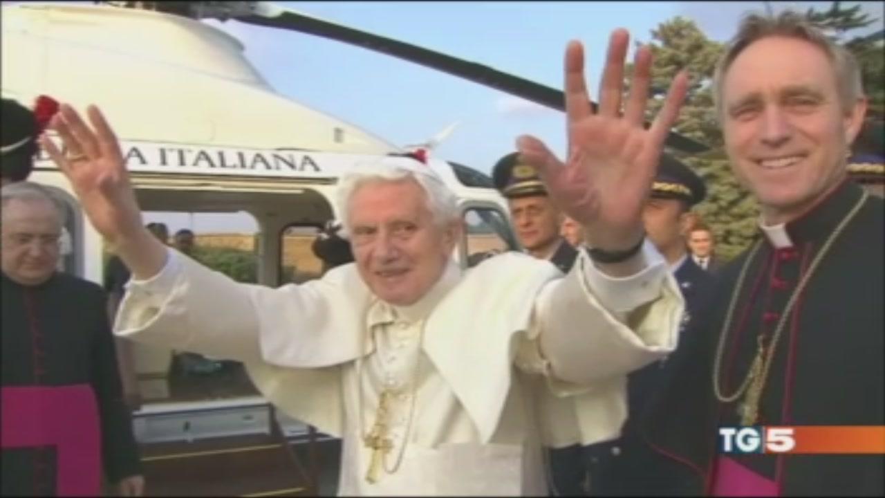 Domani Papa Ratzinger compie 90 anni