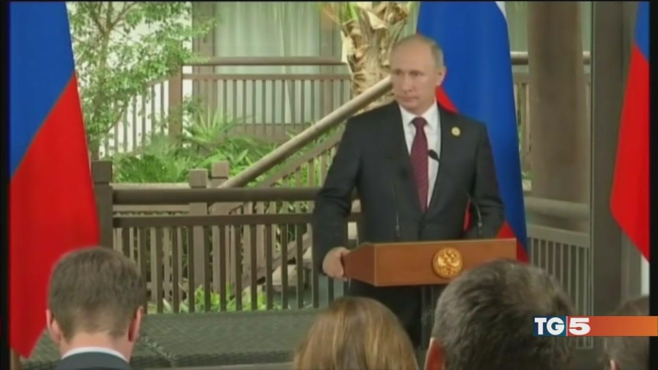 Trump e Putin, in Siria no soluzione militare