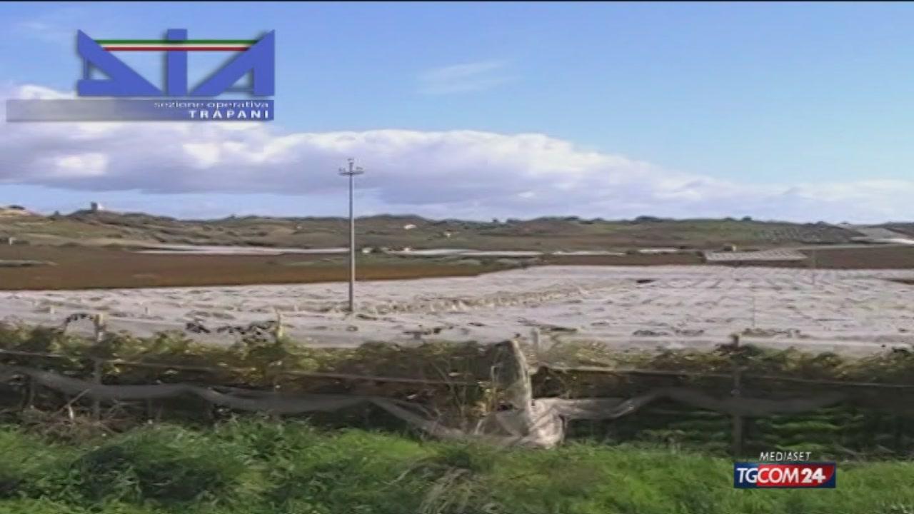 Mafia, ville e terreni confiscati al cugino di Messina Denaro