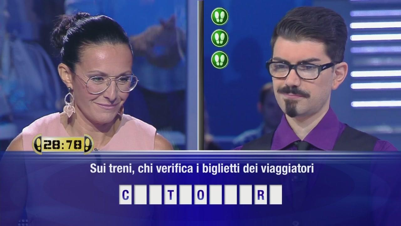 Mario vs Enrica