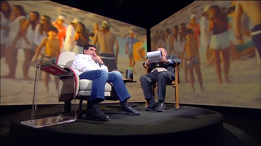 Diego Armando Maradona - Il sangue non mente