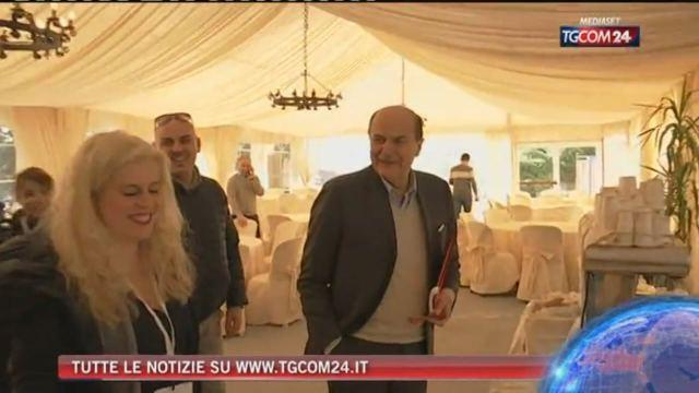 Bersani: 'Solo l?esercito può farmi lasciare il Pd'