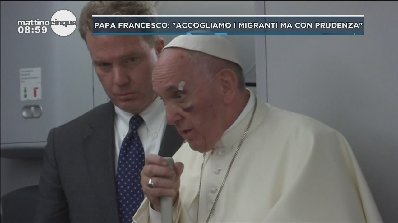 Papa Francesco sui migranti