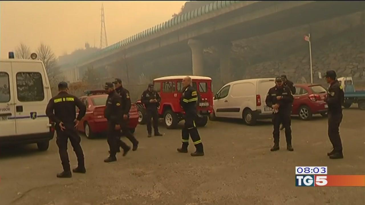 500 evacuati in Val di Susa