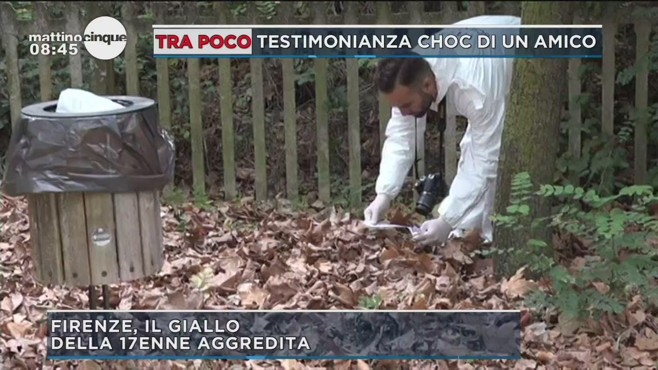 Firenze: minorenne aggredita