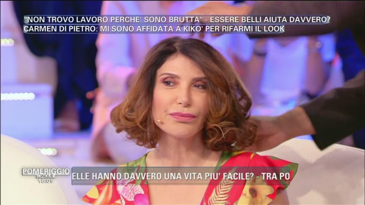 Carmen Di Pietro cambia...