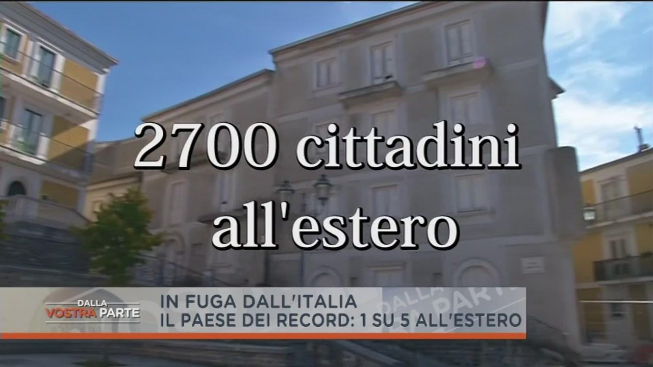 In fuga dall'Italia