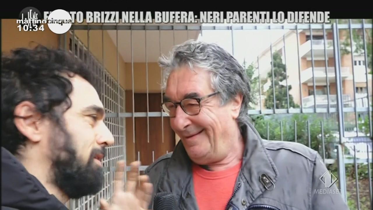 Fausto Brizzi nella bufera